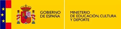 Logo del MECD