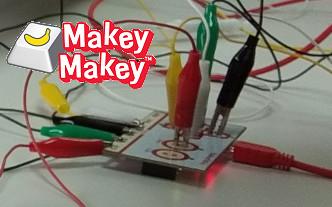 Conectando el mundo físico y el digital con makey-makey