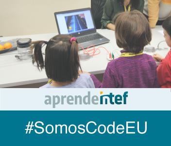 Participa en CodeWeek: NOOC #SomosCodeEU