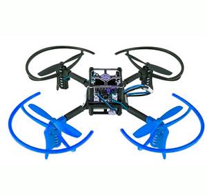 Enlace mediante un dron a la sección de escuela de pensamiento comutacional en bachillerato y FP