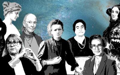 Once mujeres referentes en la historia de la ciencia y la tecnología