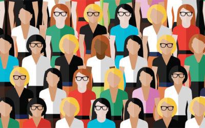 El mapa de las mujeres de Silicon Valley
