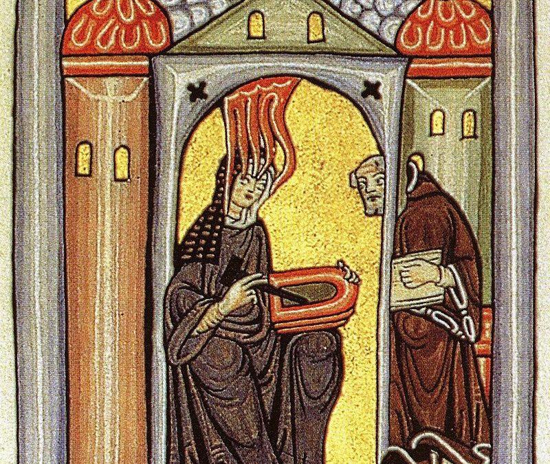 Mujeres STEM en la historia del siglo XII