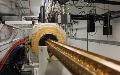 Cuatro chicaSTEM españolas en el acelerador de partículas más famoso del mundo