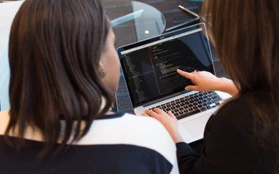 """La desarrolladora web María Martínez lo tiene claro: """"Este es un sector increíble, lleno de posibilidades"""""""
