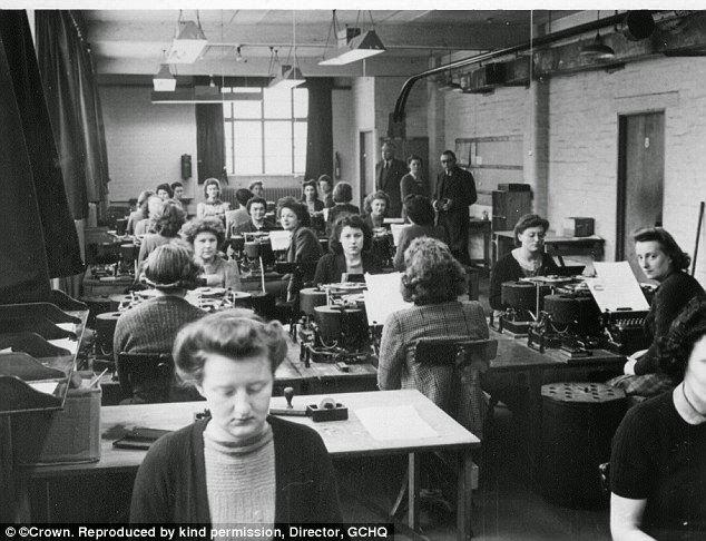 Las mujeres del Bletchley Park