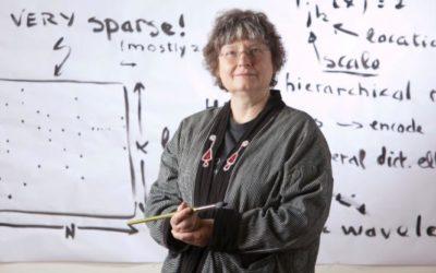 Ingrid Daubechies, Premio Princesa de Asturias de Investigación Científica y Técnica