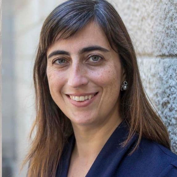 Emilia Gómez Directora del proyecto HUMANINT en la Comisión Europea