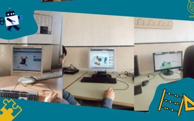 Diseño 3D con TinkerCad