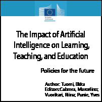 Informe de la Comisión Europea sobre la Inteligencia Artificial en la Educación