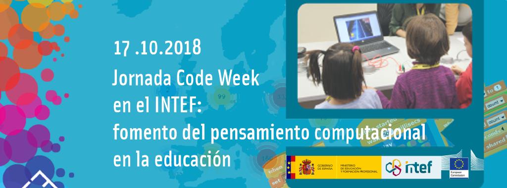 Jornada codeweek 2018