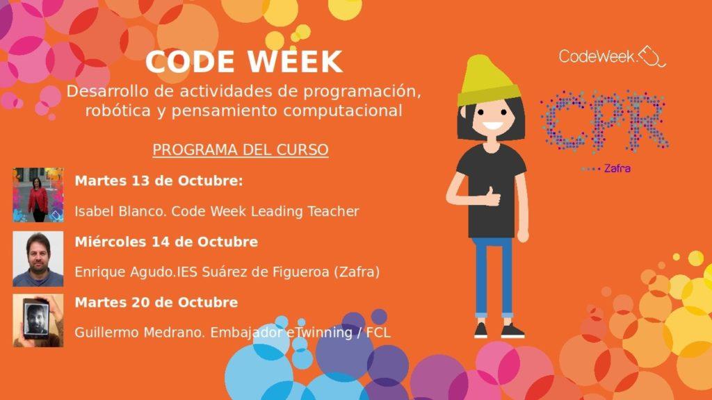 Foto descriptiva codeweek